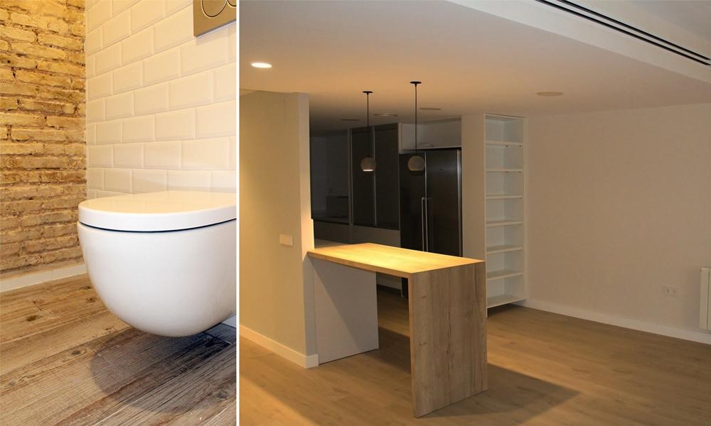 Como reformar un piso fabulous reforma valencia vista with como reformar un piso affordable - Reformar piso antiguo ...