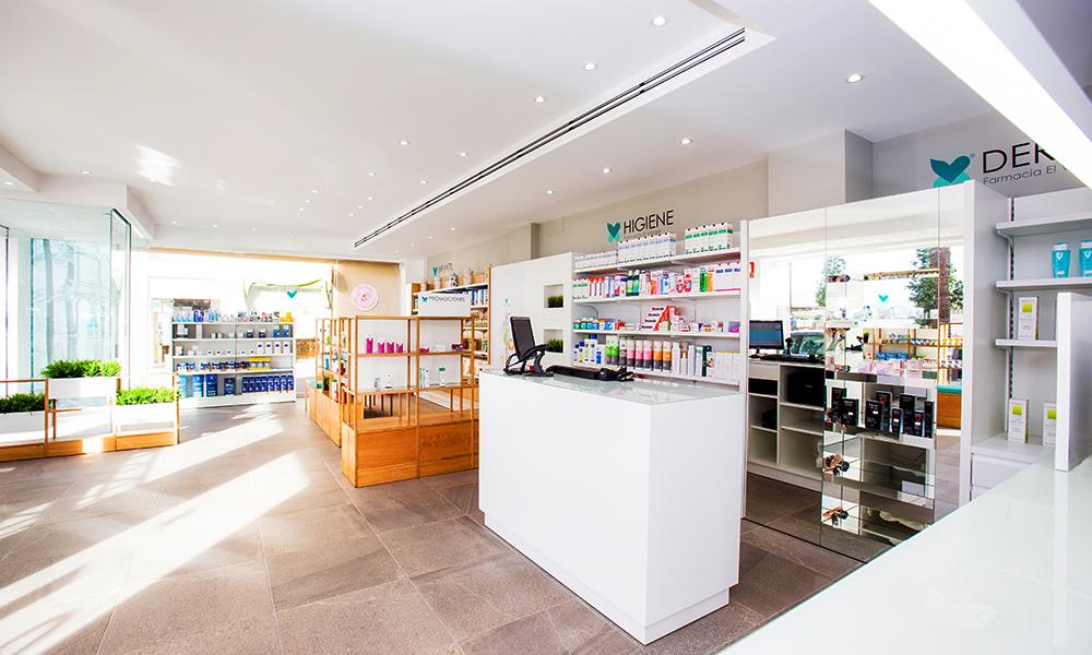 consejos para reformas de farmacias