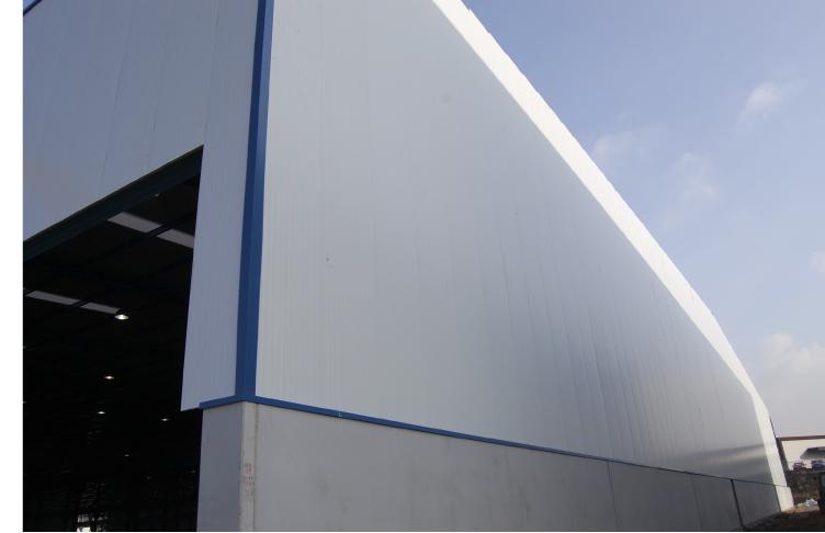 nave industrial hormigon nave industrial metalica